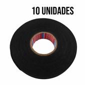 10 Fitas Isolante De Tecido Anti Chama 19x25 - Cód.6893