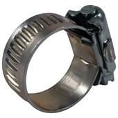"""Abraçadeira Flexil 19-27mm (1"""") - Cód.1008"""