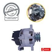 Alternador 120A Denso BC101210-2160RC (CNH, Iveco motor S8000 c/ AC) - Cód.4176