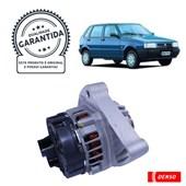 Alternador 90A Denso BC101210-2140RC (Fiat Uno / Palio / Strada / Siena) - Cód.4182
