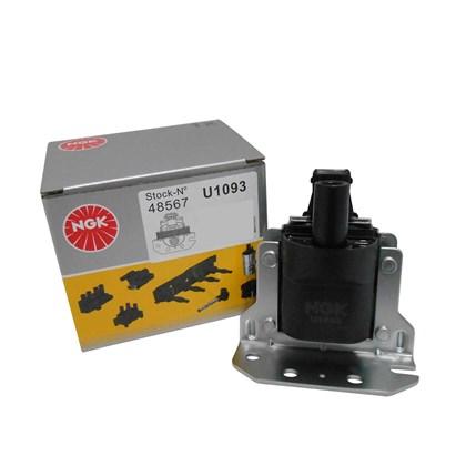 Bobina de Ignição NGK U1093 (VW Gol 1.0 8V / 16V) - Cód.120