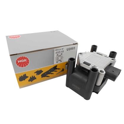 Bobina de Ignição NGK U2003 (VW Fox / Voyage / Kombi) - Cód.2560