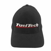 Boné Fueltech Flexfit Preto (P/M) - Cód.6849