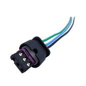 Chicote 3 Vias ETE5322 Reparo TPS e Bomba d'Agua Auxiliar VW Jetta - Cód.5962