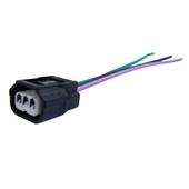 Chicote 3 Vias ETE5971 Reparo Sensor MAP Honda Civic, City, Fit - Cód.5990