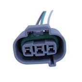Chicote 3 Vias ETE5986 Reparo Sensor de Velocidade e TPS Corolla, Hilux - Cód.5992