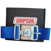Cinto de Segurança Simpson 5 pontas Latch Azul 29073 - Cód.1185