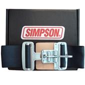 Cinto de Segurança Simpson 5 pontas Latch Preto 29073 - Cód.1184