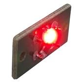 Circuito com LED para iluminação Vermelho - Cód.2192
