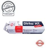Cola Silicone Dirko Preto Alta Temperatura Elring (Especial para Motores) - Cód.3436