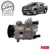 Compressor Denso 437100-7251RC VW Amarok 2.0 (10>17)  - Cód.4063