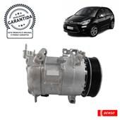 Compressor Denso 437100-8091RC Citroen C3, DS4, DS3 - Cód.2455