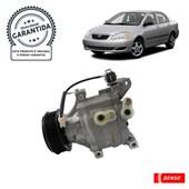Compressor Denso 447180-9220RC Toyota Corolla 1.8 (08>10) - Cód.4912