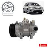 Compressor Denso 447190-7134RC Toyota Corolla 2.0 (10>13) - Cód.4897