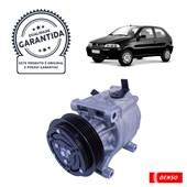 Compressor Denso BC447140-2341RC (Scroll) Fiat Palio 1.0/1.3/1.4 (04>06) - Cód.4073