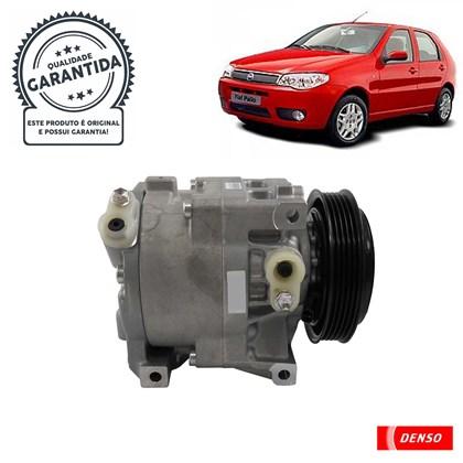 Compressor Denso BC447140-2350RC (Scroll) Fiat Palio1.4/1.6 (>06) - Cód.4074