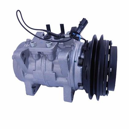 Compressor Denso BC447190-1530RC (10P15) Jacto Uniport 1A 142mm - Cód.4054