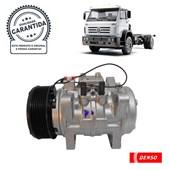 Compressor Denso BC447190-1560RC (10P15 / 24V) VW Titan 18310 / 31260 - Cód.4056