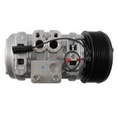 Compressor Denso BC447190-1610RC (10P15 Passante / 24V / Canal 8PK) - Cód.4059