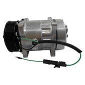 Compressor Denso YN437190-0342RC (Sanden 7H15 24V 8PK) - Cód.4080