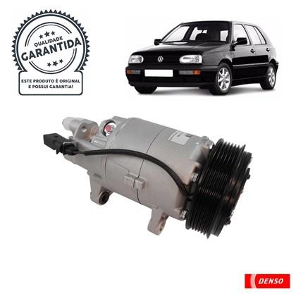 Compressor Denso YN437190-0840RC VW Golf 1.6 (99>14) - Cód.4891