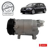 Compressor Denso YN437190-0850RC VW Golf 1.8/2.0 (12>15) - Cód.4889
