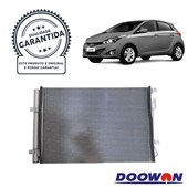 Condensador Doowon DW976061S000 Hyundai HB20, Veloster - Cód.6827