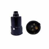 Conector de Engate Macho Bosch 4 vias 0352.130.001 - Cód.158