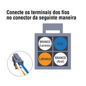 Conector para Alavanca FT600 e Gear - Cód.6822