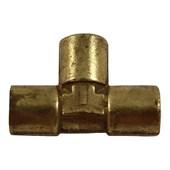 Conexão T com Rosca 1/8NPT - Cód.650