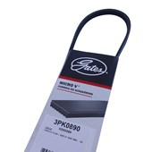 Correia de Acessório Micro-V 3PK0890 Lexus LS200 2.0 24V V6 - Cód.5940