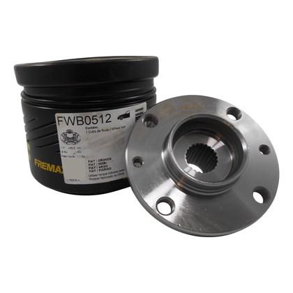Cubo de Roda FWB0512 Diant. Fiat 500 / Argo / Cronos / Mobi - Cód.4387