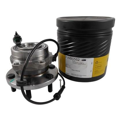 Cubo de Roda FWB0562 Diant. Nissan Frontier 2.5 4x4 (07>) - Cód.3962