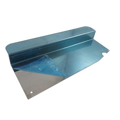 Defletor do Radiador VW Gol Quadrado em Inox - Cód.3384