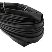 Espaguete Liso 13mm / 50m Preto - Cód.1204