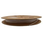 Espaguete Termo Retrátil Transparente 4,80mm - Cód.6898