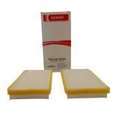 Filtro de Cabine Denso BC261401-0280RC Mitsubishi Pajero TR4 (03>) - Cód.3143