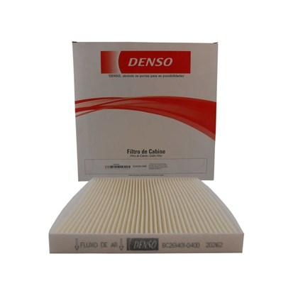 Filtro de Cabine Denso BC261401-0400RC Nissan Sentra / X-Trail - Cód.3144