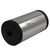 Filtro de Combustivel Prata com Elemento de Inox - Cód.499