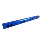 Flauta de Combustível Audi, VW 1.8 20V (8 bicos) Azul - Cód.5682
