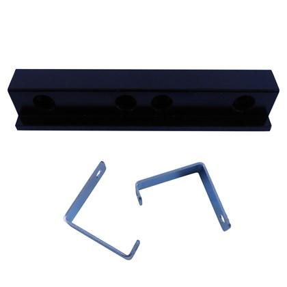 Flauta de Combustível GM Kadett GSI Superior Preto - Cód.6533