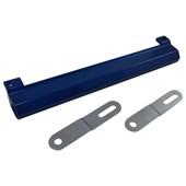 Flauta Fluxo Cruzado Superior Azul - Cód.1330
