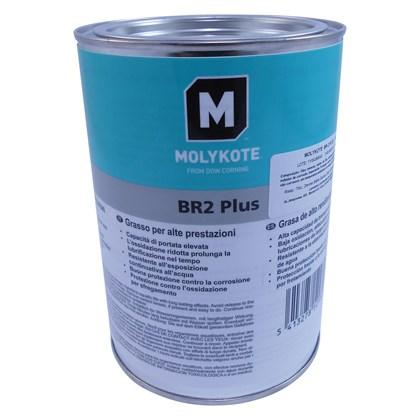 Graxa Multiuso Molykote BR2-Plus 1Kg - Cód.3353