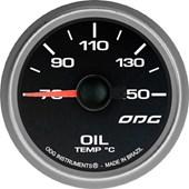 Indicador de Temperatura de Óleo ODG Evolution Fullcolor - Cód.3898