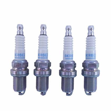 Jogo de Velas de Ignição BKR6EZ (Citroen C3 / Peugeot 207 1.4) - Cód.304