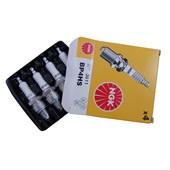 Jogo de Velas de Ignição BP4HS (Honda E1500 / E2500 / EG1500) - Cód.2768