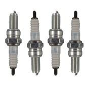 Jogo de Velas de Ignição CR8EIA-9 Iridium V-Strom 650 - Cód.7198