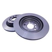 Kit Disco de Freio BD0044 Tras. BMW X1, X2, 225i - Cód.4769