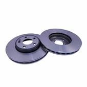 Kit Disco de Freio BD0121 Diant. Mercedes-Benz A200, B200, CLA200, CLA250 - Cód.3720