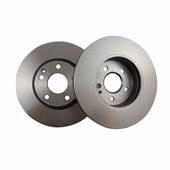 Kit Disco de Freio BD0122 Diant. Mercedes-Benz B180, B200 - Cód.3579